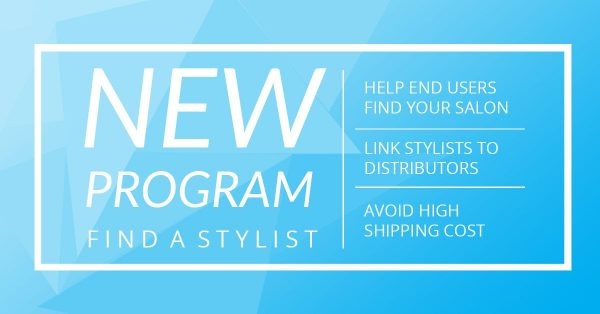 new program - find a stylist