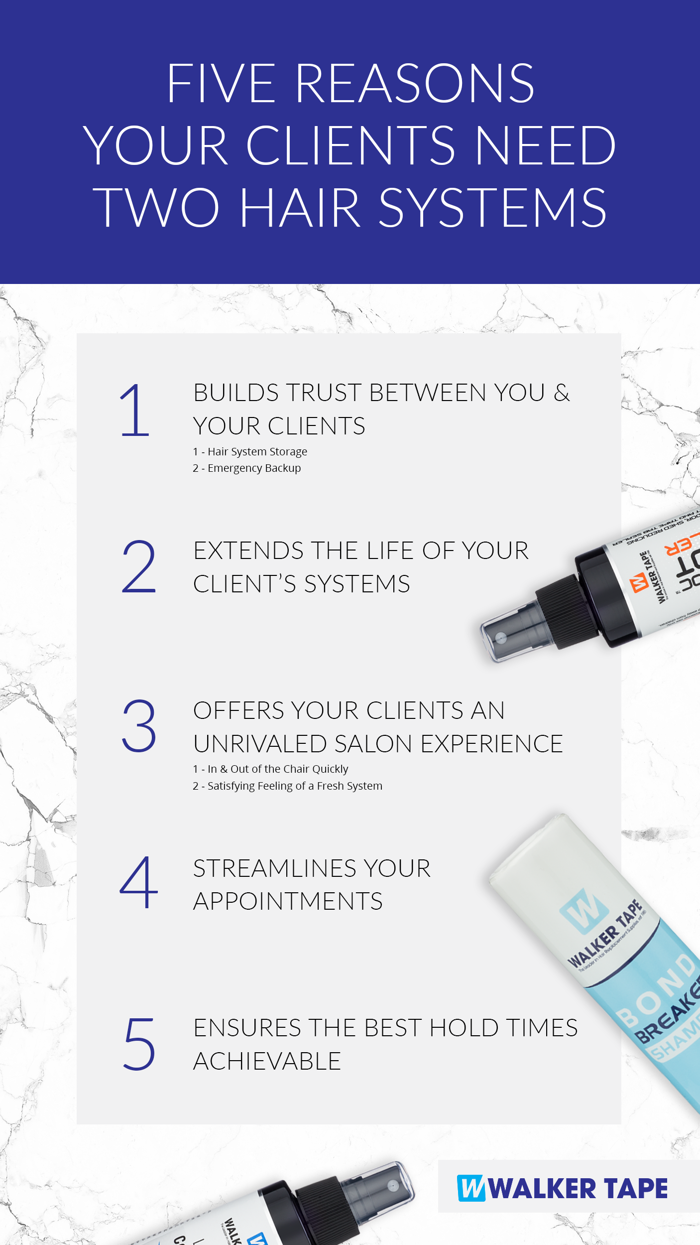 Why Your Client Needs Two Systems