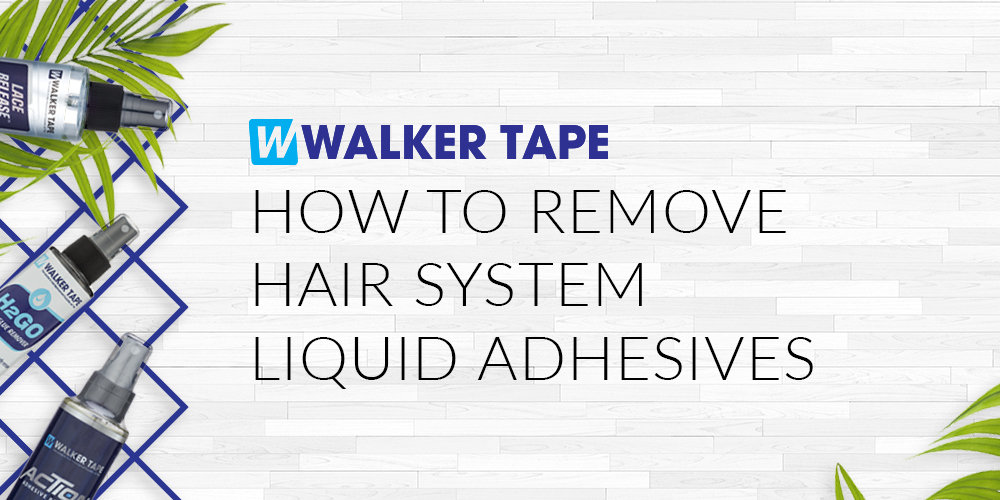 How to remove liquid adhesives