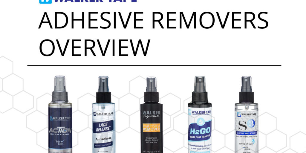 Adhesive Removers Overview