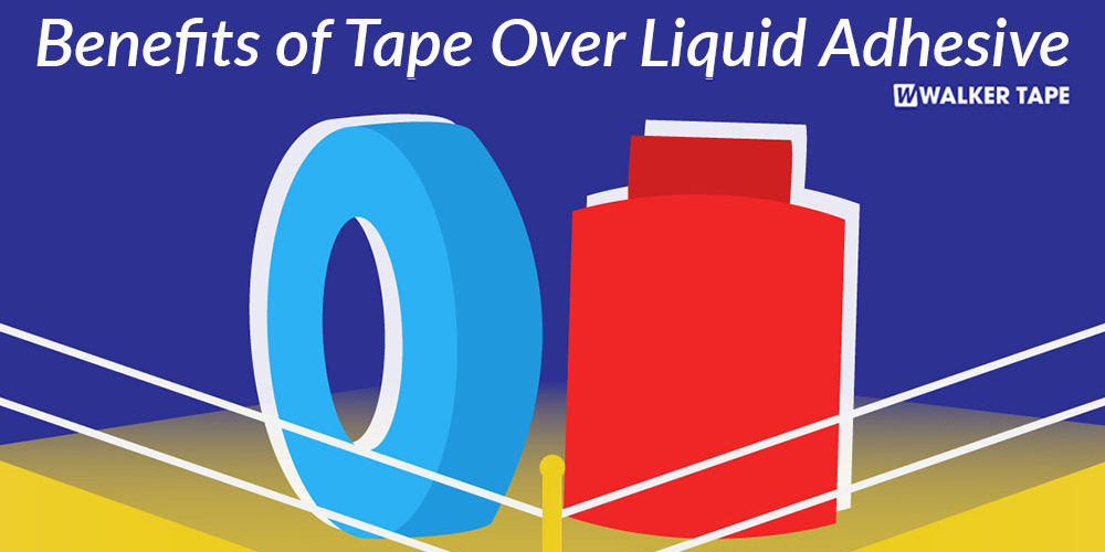 benefits of tape over liquid