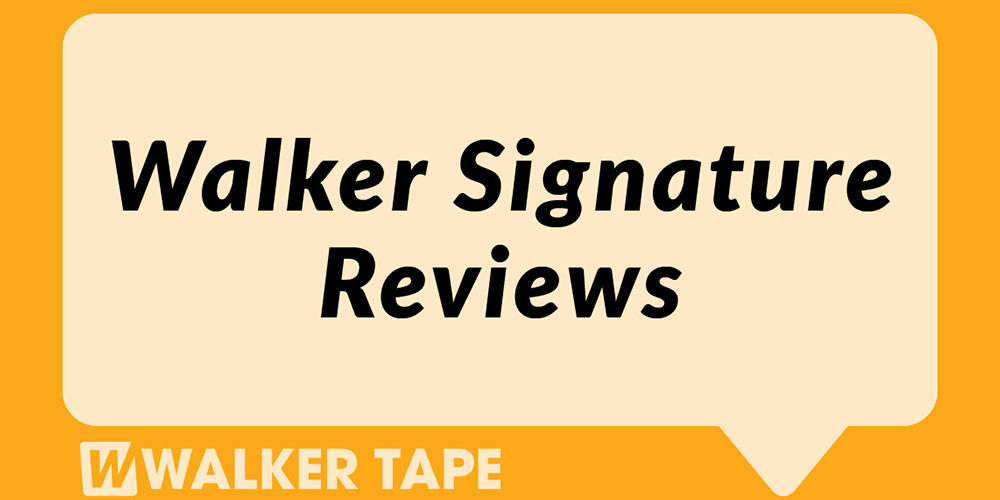 Walker signature reviews